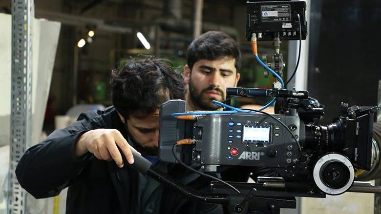 Bursa'da Reklam Filmi Çekimi