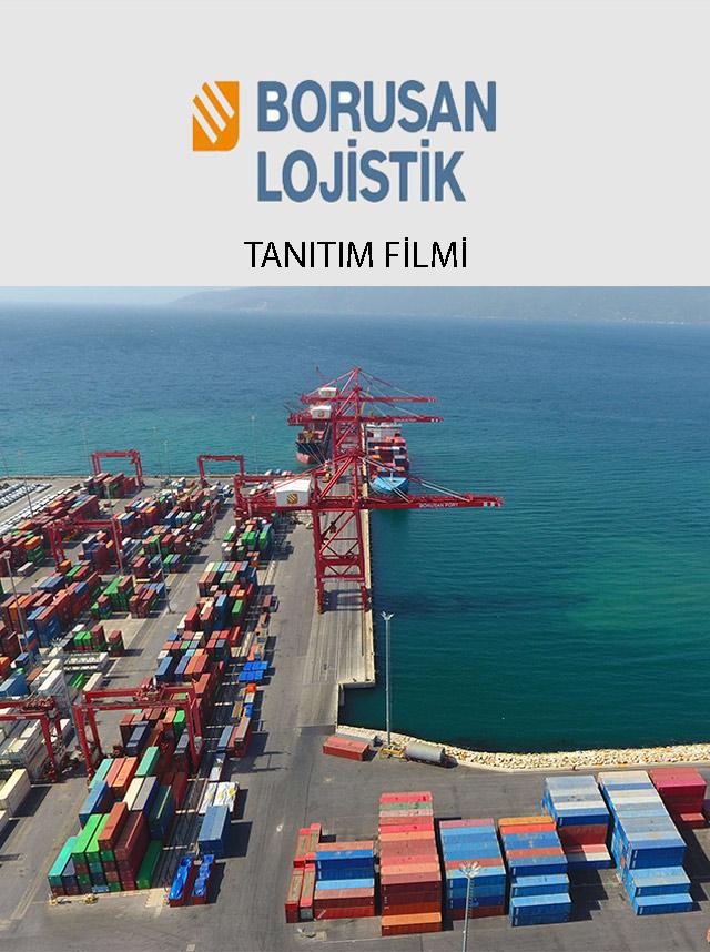 Borusan Lojistik Tanıtım Filmi Bursa