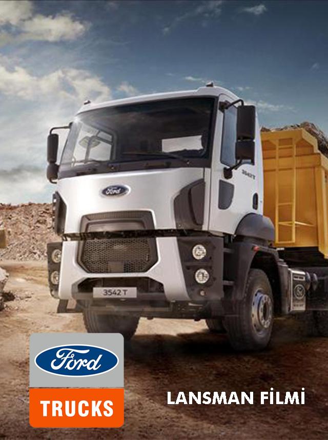 Ford Trucks Lansman Filmi Antalya