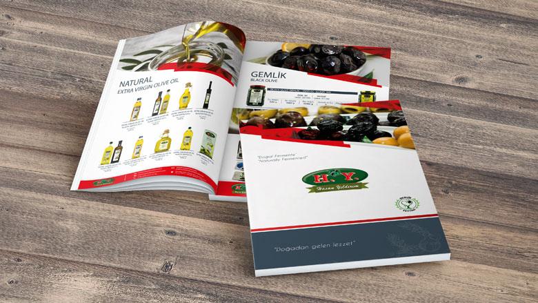 Bursa Katalog Tasarımı