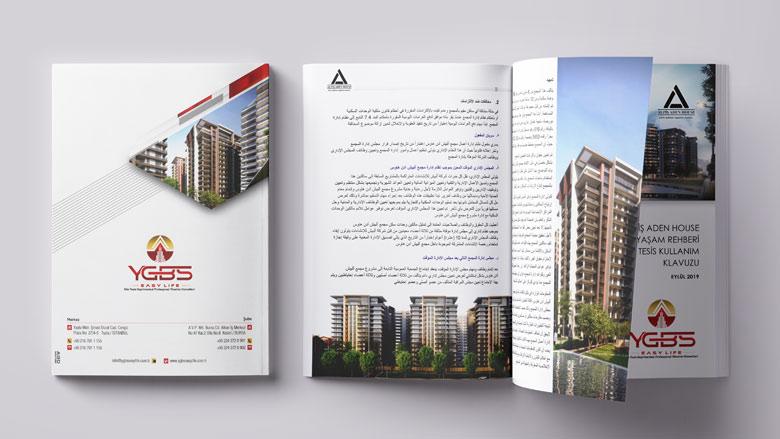 Kitapçık Basımı ve Tasarımı