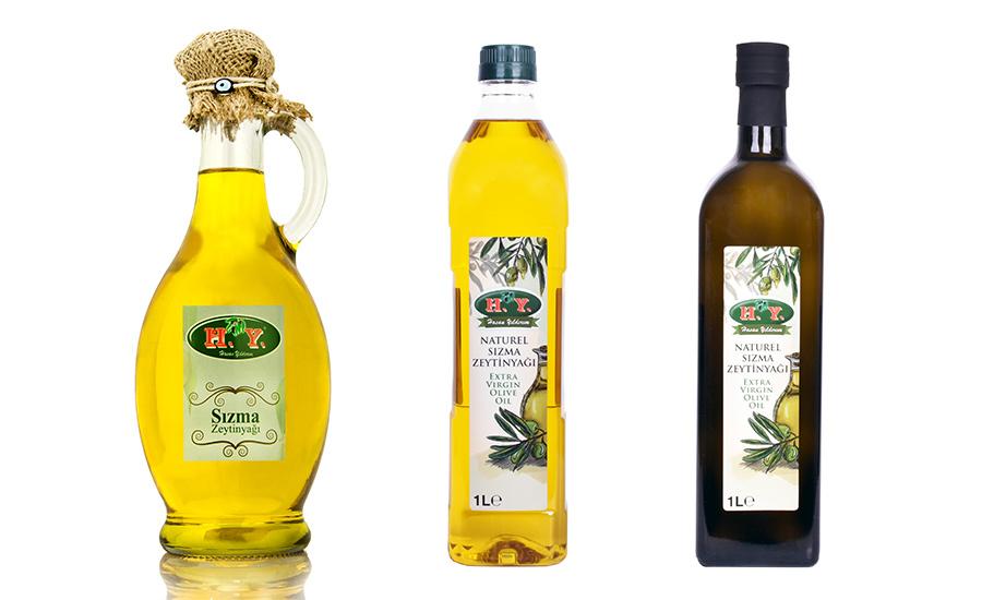 Zeytinyağı Ürün Fotoğrafı