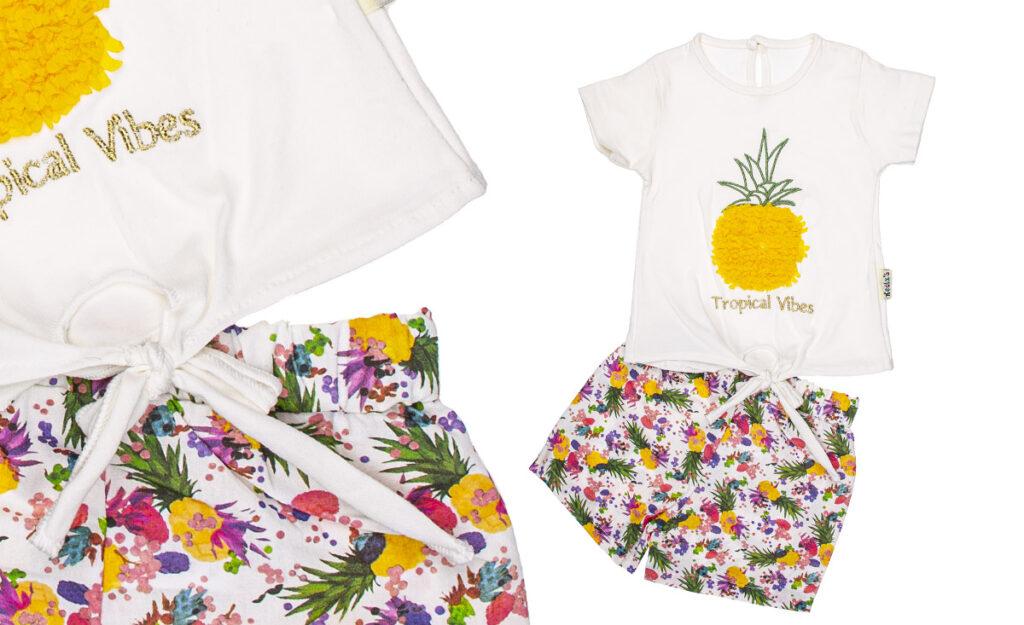 Bebe Giyim Ürün Çekimi