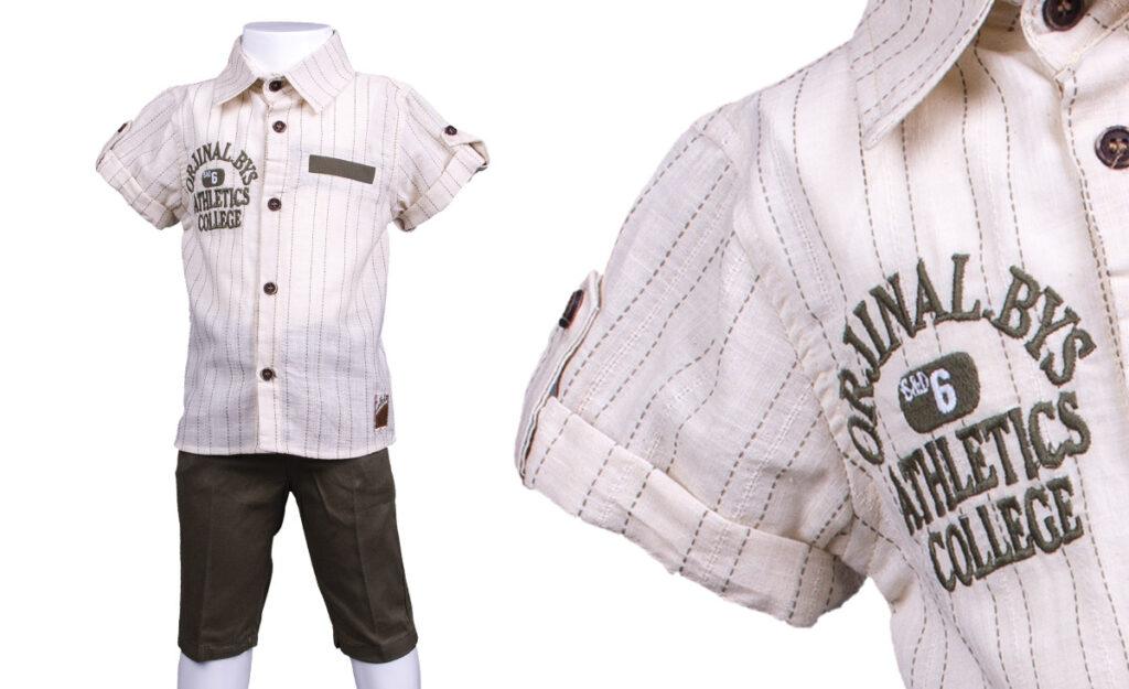Çocuk giyim ürün fotoğrafı