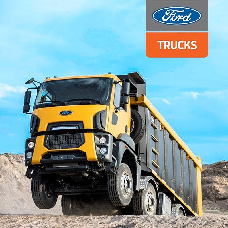 Ford Trucks Lansman Filmi