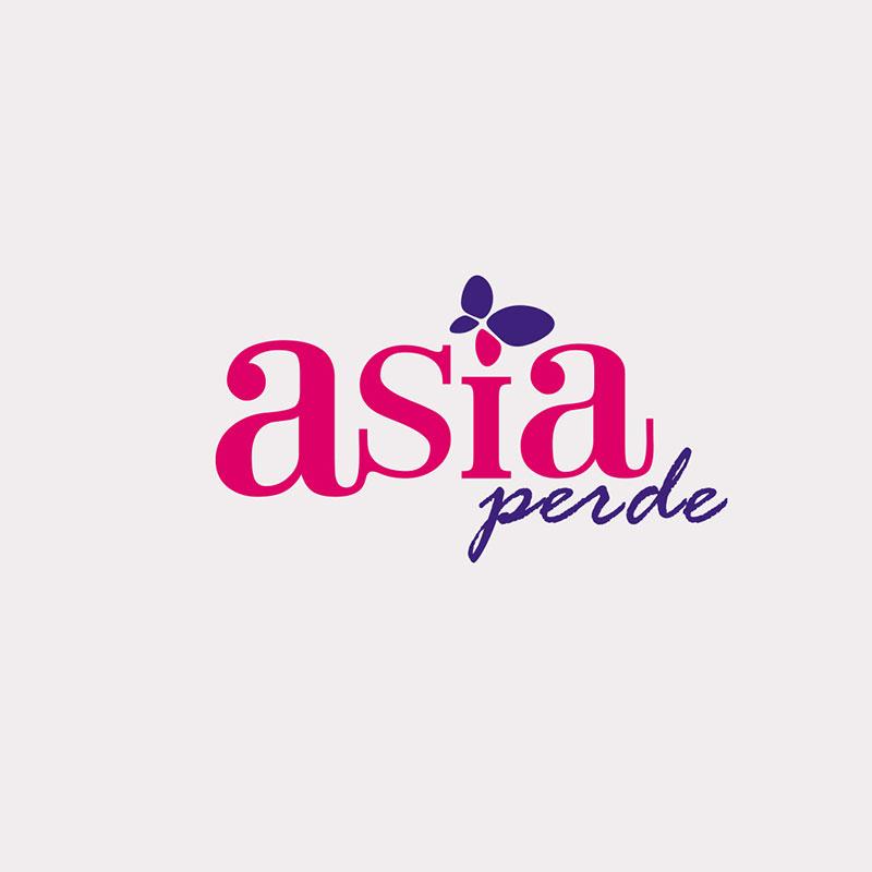 Asia perde logo tasrımı
