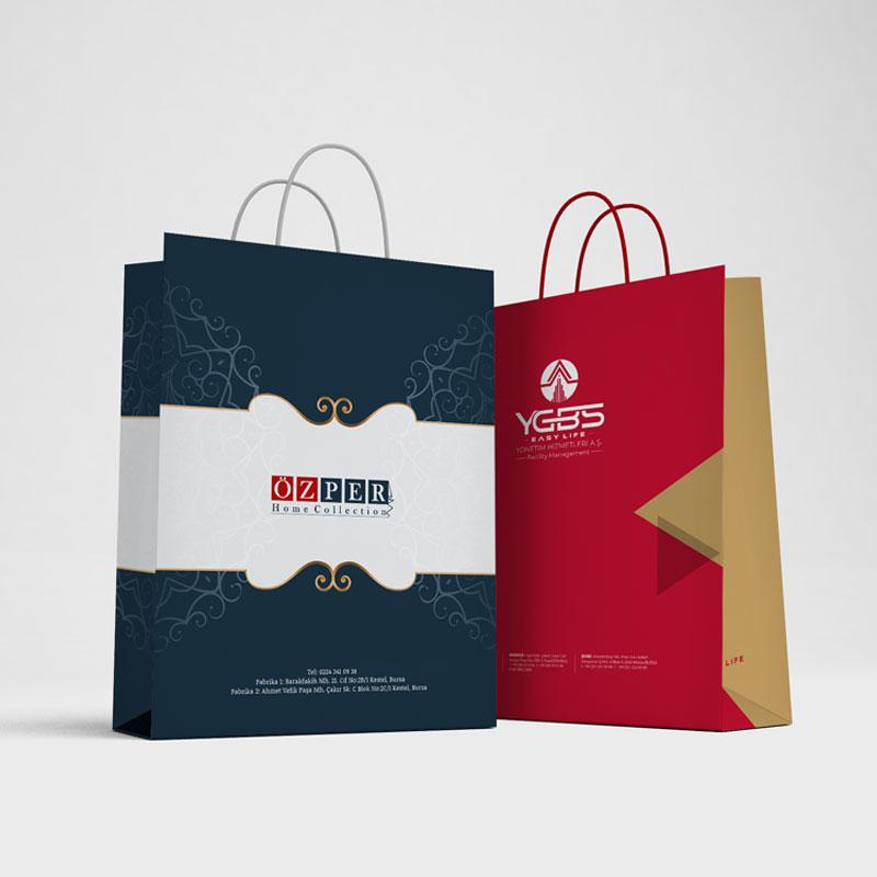Basılı Çanta AGD Bursa Reklam Ajansı