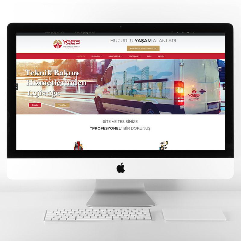 YGBS Web Sitesi